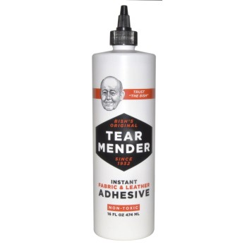 Tear Mender TG-16 TearMender Fabric Cement ~ 16 oz