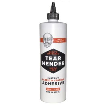 Tear Mender TG-16 TearMender Fabric Cement ~ 16 oz