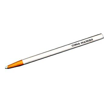 Irwin 02060-SH China Marker,  White