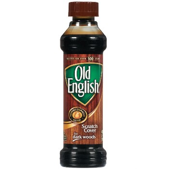 Old English  Scratch Remover for Dark Woods ~ 8 Oz