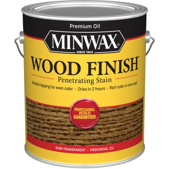 Wood Finish ~ Golden Oak,  Gallon