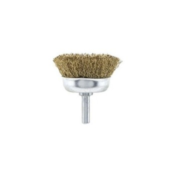 Wire Cup Brush - Fine - 1.75 inch