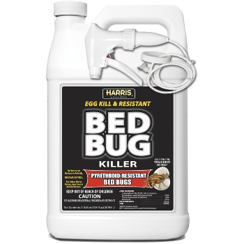 Bed Bug Killer, Liquid ~ 1Gal.