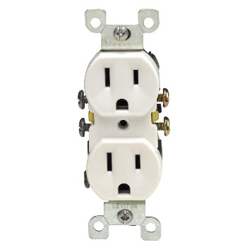 Grounded Duplex Receptacles ~ 15 Amp