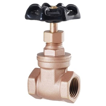 "Gate Valve ~ Lead Free,  1"" FTP"