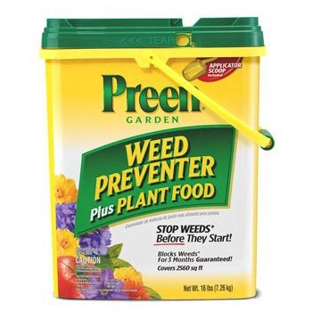 2163907 16# Preen W/Fertilizer