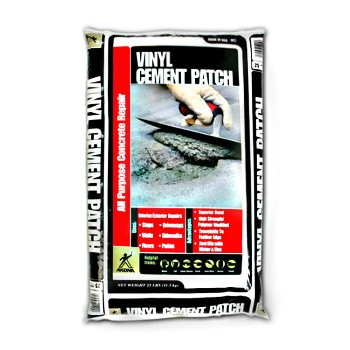 Vinyl Cement Patch ~ 25 lbs