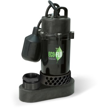 1/2 Hp Thermo Sump Pump