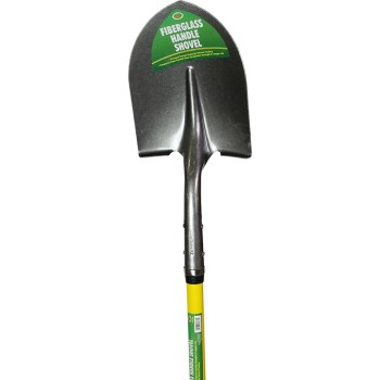 Lh Round Point Shovel