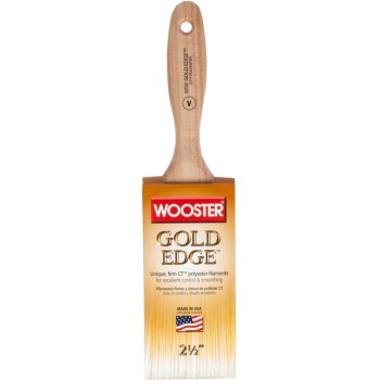 5232 2.5 Gld Edge Varnsh Brush