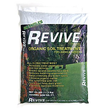 Revive Organic Soil Treatment Granules ~ 25 lbs
