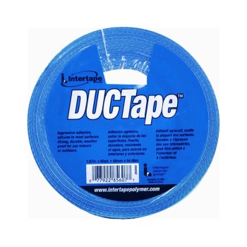 "Duct Tape, Blue  ~ 1.87"""" X 60 Yds"