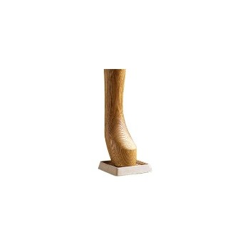 Shepherd 9077 Lg Rnd Brown Rubber Cups