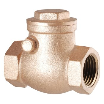 Swing Check Valve, Lead Free Installation ~  1""
