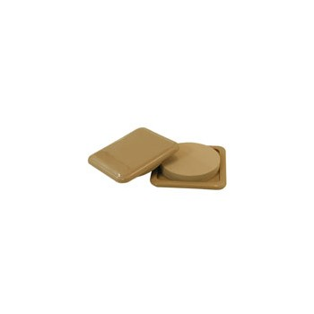 Furniture Glides, Almond ~ 3""