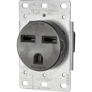 30 Amp Receptacle