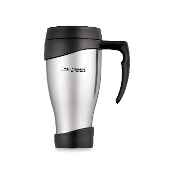 Stainless Steel Travel Mug, 24 Ounce