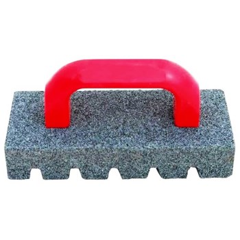 Rub Brick With Handle