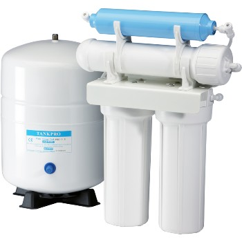 Pentair/Omni/Residental Filtration RO2050-S-S06 Under Sink Water Filter System