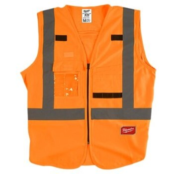 L/Xl O Safety Vest