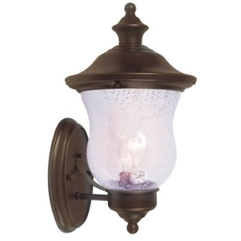 Outdoor Light Fixture  Coach Lantern - ORB