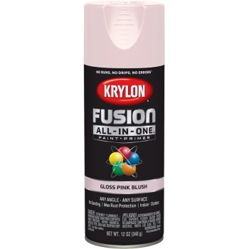 Krylon K02717007 2717 Sp Gloss Pink Blush Paint