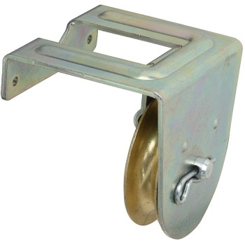 Joist Mount Single Pulley, 3221BC 2 x 4