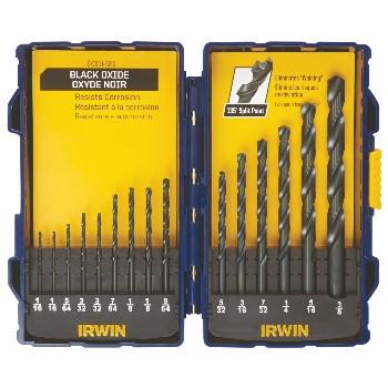 Irwin 314015 Drill Bit Set ~ 15 Piece
