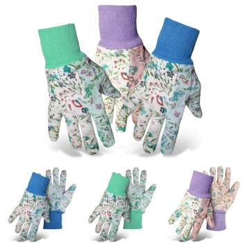 Cotton Knit Glove