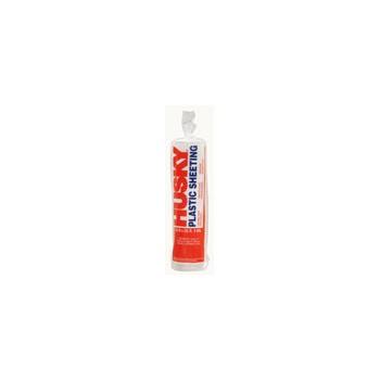 PolyAmerica  410-25C Polyethylene Sheeting ~ 4 mil