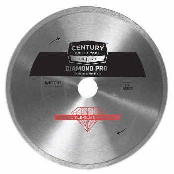 Diamond Saw Blade ~ Continuous Rim