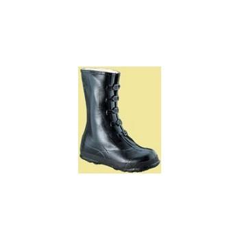 Norcross Footwear A351-15 5-buckle Overshoe, Black Size 15