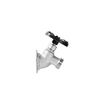 1/2in. Fe Flan Sill Faucet