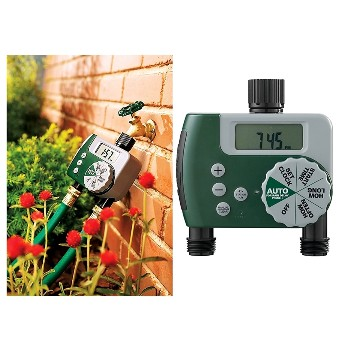 Orbit Irrigation  58910 Watering  Timer, Digial ~ 2 Outlet