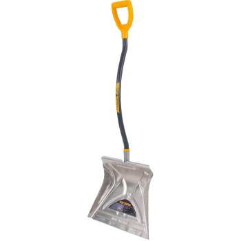 "Ames   1613400 Aluminum Snow Shovel ~ 20"" Blade"
