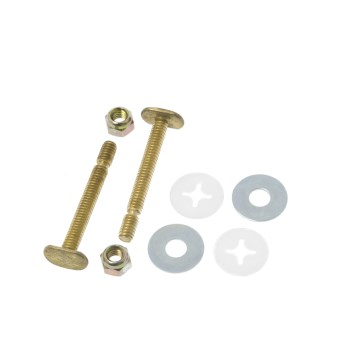 Pk 1/4 Jr Brass Bolts