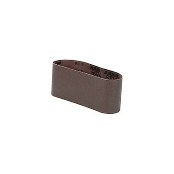 Resin Bond Sanding Belt - 80 grit - 4 x 24 inch