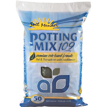 Soil Mender SM-PM-109-50QT Potting Mix