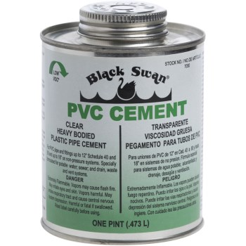 16 Oz Pvc Hd Cement