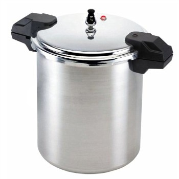 Pressure Cooker/Canner- 22 Quart