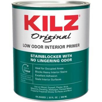 MasterChem   10042 Odorless Primer, Kilz Qt.