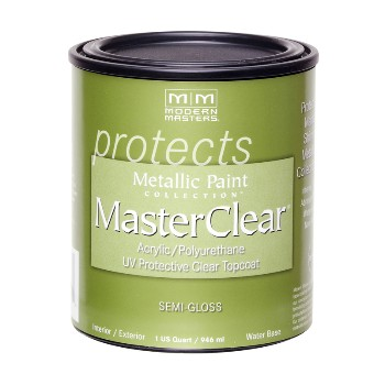 Master Clear,  Semi-Gloss ~  Quart
