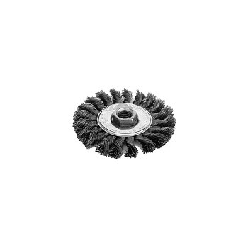 Medium Knot Wheel, 4 inch