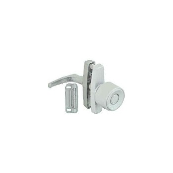 White Knob Latch, Visual Pack 1307
