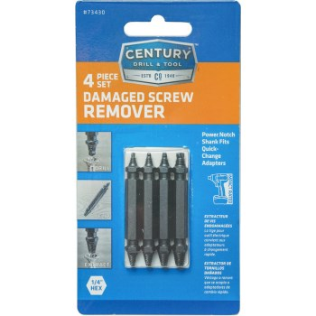 Damaged Scrw Remover Set
