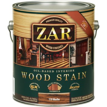 Wood Stain, Mocha ~ 1 Gallon