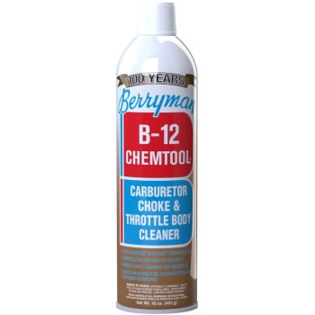 Warren Dist BE000117 Carburetor Cleaner,  16 oz. spray