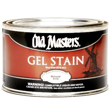 Oil Based Gel Stain, Natural ~ Pint