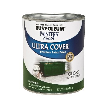 Hunter Green Gloss ~ Quart