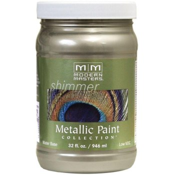 Metallic Paint, Champagne 32 Ounce